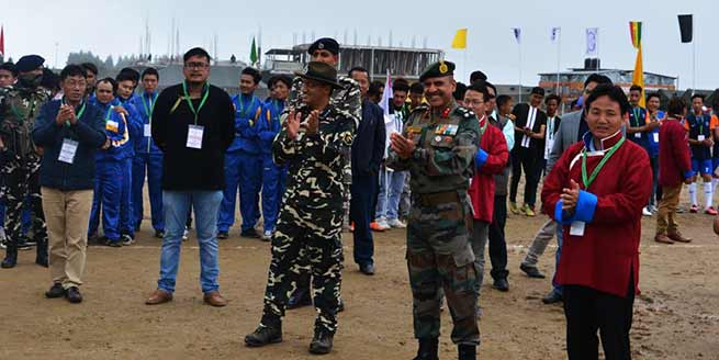 Tawang: Independence Day Cup Football Tournament begins