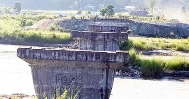 Itanagar: The four incomplete bridges in capital complex, which can reduce traffic jam in NH-415