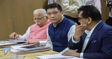 Khandu Attends First Meeting of HPC for Transformation of Indian Agriculture