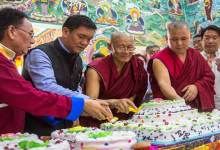 Photo of Khandu attends Dalai Lama Birth Day celebration at Buddhist Culture Centre