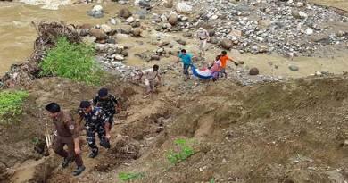 Arunachal: Woman's decomposed body found in Papu river