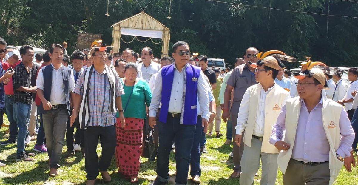 Arunachal: NES adopts Govt. Secondary School Pabua