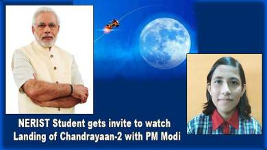 Photo of NERIST Student gets invite to watch moon landing of Chandrayaan-2 with PM Modi at ISRO