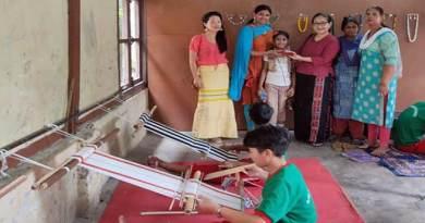Arunachal: Ragasudha Vinjamuri of SCCE visits OWA