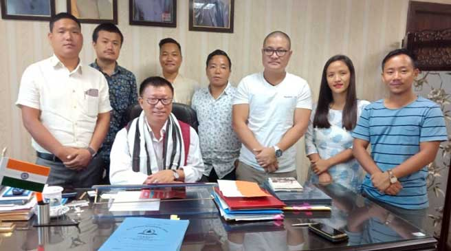 Arunachal: ANSU calls on Education Minister