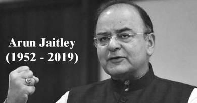 Arunachal Governor, CM, Dy CM, condole demise of Arun Jaitley