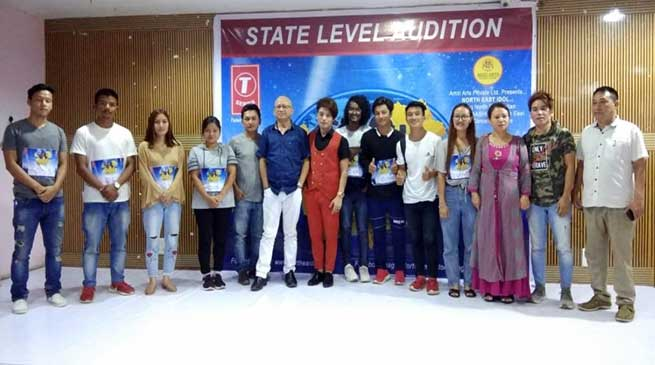 Itanagar: 11 singers selected from State for NE Idol-2019