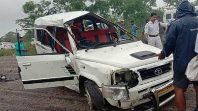 Photo of Arunachal: 1 Died 9 injured after Tata Sumo accident