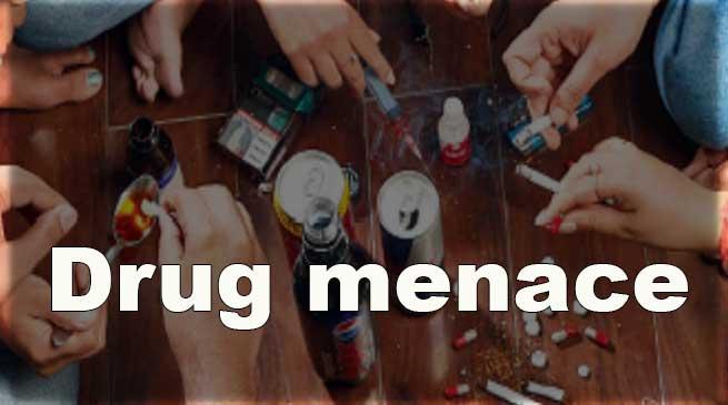 Drug menace greatest enemy of younger generations- Pradeep Kumar