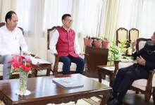 Photo of Arunachal: Governor, Education Minister discuss on Sainik School