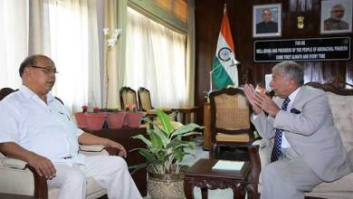 Photo of Arunachal: Governor emphasises on the revival of indigenous looms