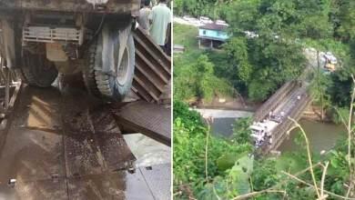 Photo of Arunachal: Heavy vehicles on Hoj road diverted