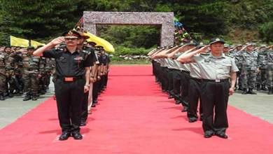 Photo of Arunachal: Indian Army participates on PLA's foundation day celebration at Damai