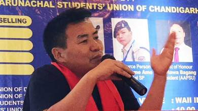 Photo of Arunachal Students' Union of Chandigarh organised awareness programme for Education Counselling