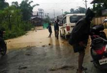 Photo of Itanagar: Heavy rainfalls triggers mudslides, water logging in twin capital city