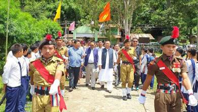 Photo of Arunachal: NES formally launched the school adaptation programme