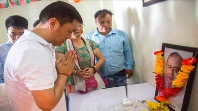 Photo of Arunachal CM pays tribute to Arun Jaitley