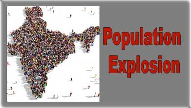 Photo of Population Explosion:A Stark Reality in India