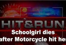 Photo of Itanagar: Schoolgirl dies after Motorcycle hit her
