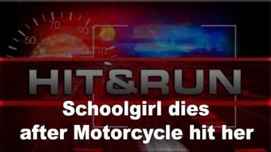 Photo of Itanagar: Schoolgirl dies after Motorcycle hit her