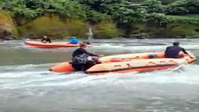 Photo of Arunachal:Search, retrieval for drowned person continue in Ranganadi