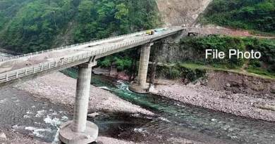 Arunachal: Sisar Bridge connecting East Siang and Lower Dibang Valley ready for opening