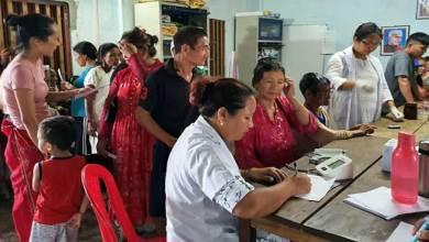 "Arunachal: Anemia screening camp organized to mark the ""Rashtriya Poshan Maah"""