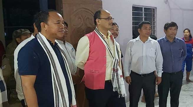 Arunachal: DG SAI visits state in relation with opening of new sports academy