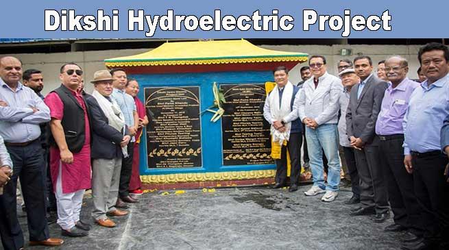 Arunachal: Pema Khandu Dedicates 24MW Dikshi Hydroelectric Project