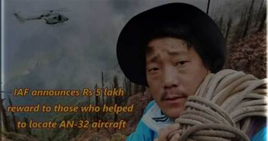 AN-32 Crash incident: IAF announces Rs 5 lakh reward to 10 persons including DC