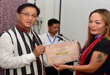 Photo of Itanagar: National Seminar on Tribal Issues and Challenges Concludes