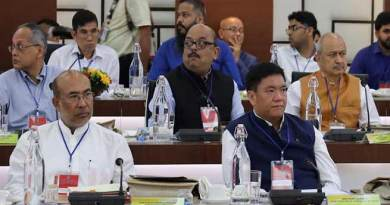 Criteria of central funding should not be based on population- Pema Khandu