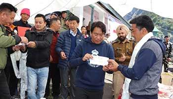 Arunachal: First Sarkar Apke Dwar camp 2019-20 for Tawang held in Mago Village