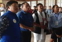 Itanagar: AAPSU is a premier students organisation-Tage Taki
