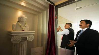 Photo of Assam: Education minister unveil the bust of Bharat Ratna A.P.J Adul Kalam at RGU