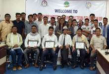 Arunachal Journalist Unions Elected New Members