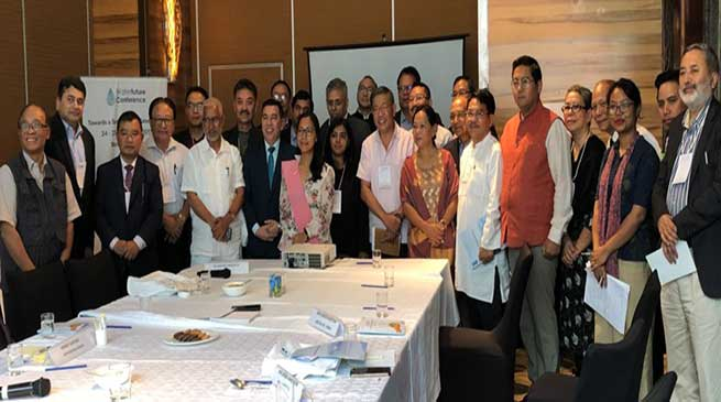 Bengaluru: Dialogue on Water Policy for the Indian Himalayan Region held