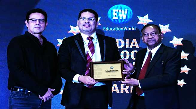 HIM International School ranked NO-1 in Arunachal Pradesh again