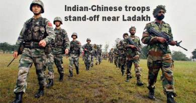 Indian-Chinese soldiers stand-off near Ladakh Ends after talks