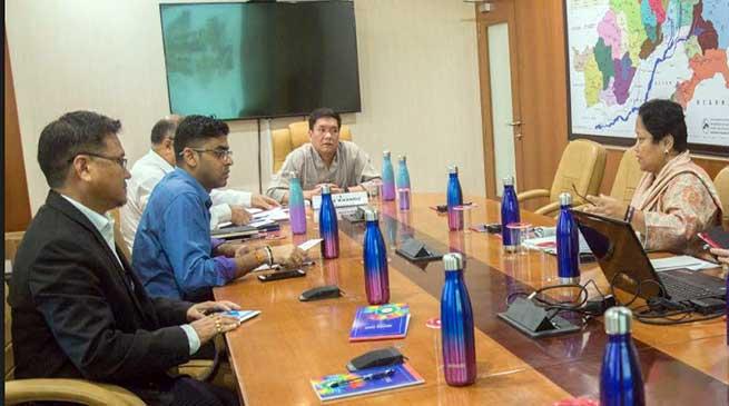 Arunachal: Pema Khandu preparing ground work to bring investment