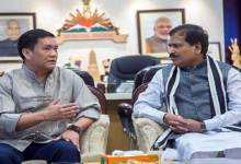 Arunachal Express will be upgraded to a Rajdhani Express- Suresh Angadi