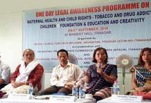 Photo of Itanagar: ICCW-AP organised Legal awareness on mother and child right