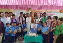 Arunachal: PM Narendra Modi birthday celebrated across the state