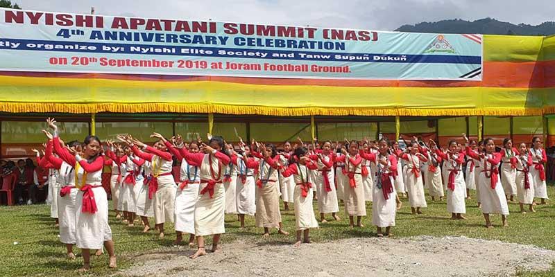 Arunachal: Nyishi-Apatani summit (NAS) celebrates 4th anniversary