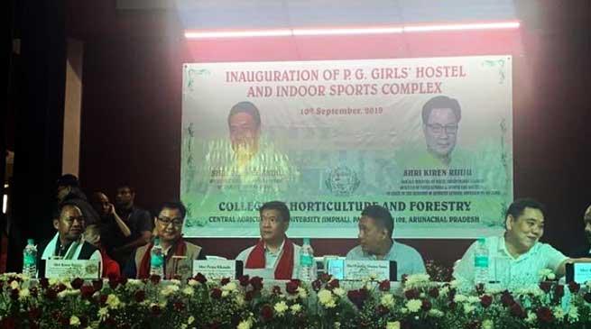 Arunachal: Horticulture sector can change the state's economy- Pema Khandu