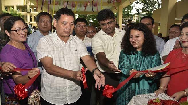Itanagar: Department of WCD organised POSHAN Mela