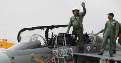 Rajnath Singh becomes first Raksha Mantri to fly 'LCA Tejas'