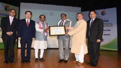 Photo of Assam: 'Ambassadors of Peace' to Governor Assam & Chancellor RGU