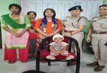 Photo of Itanagar: woman escaped leaving her 4-year-old child