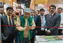 Tumke Bagra markets Arunachal's untapped food industry at international Fair